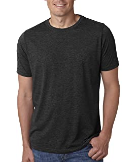 Amazon.com: Next Level Mens Premium Fitted Short-Sleeve Crew T ...