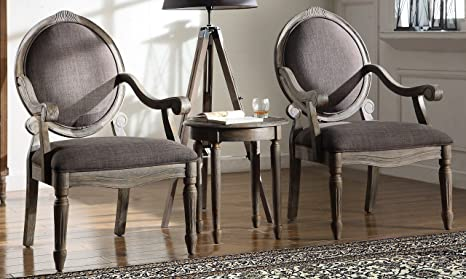 Amazon.com - Best Master Furniture KF0025 Jenni Traditional ...