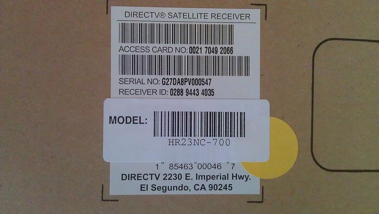 Amazon.com: DIRECTV HR23700 / HR23-700 / HR23-700 High Definition ...