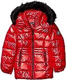 Steve Madden Girls Girls' Big Bubble Jacket