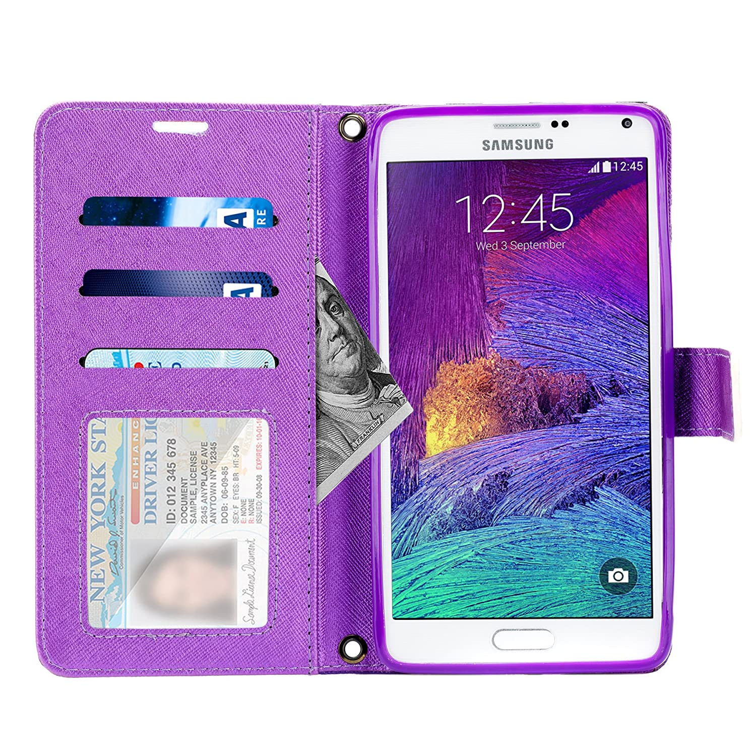 Galaxy Note Case Cellularvilla SM N910S Image 3
