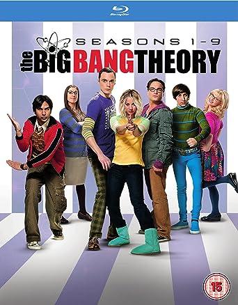 73cb9bb95c Amazon.in  Buy The Big Bang Theory - Season 1-9  Blu-ray   2016   Region  Free