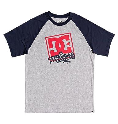 DC Shoes DC Vandalz - Camiseta para Hombre EDYZT04020: Amazon.es ...