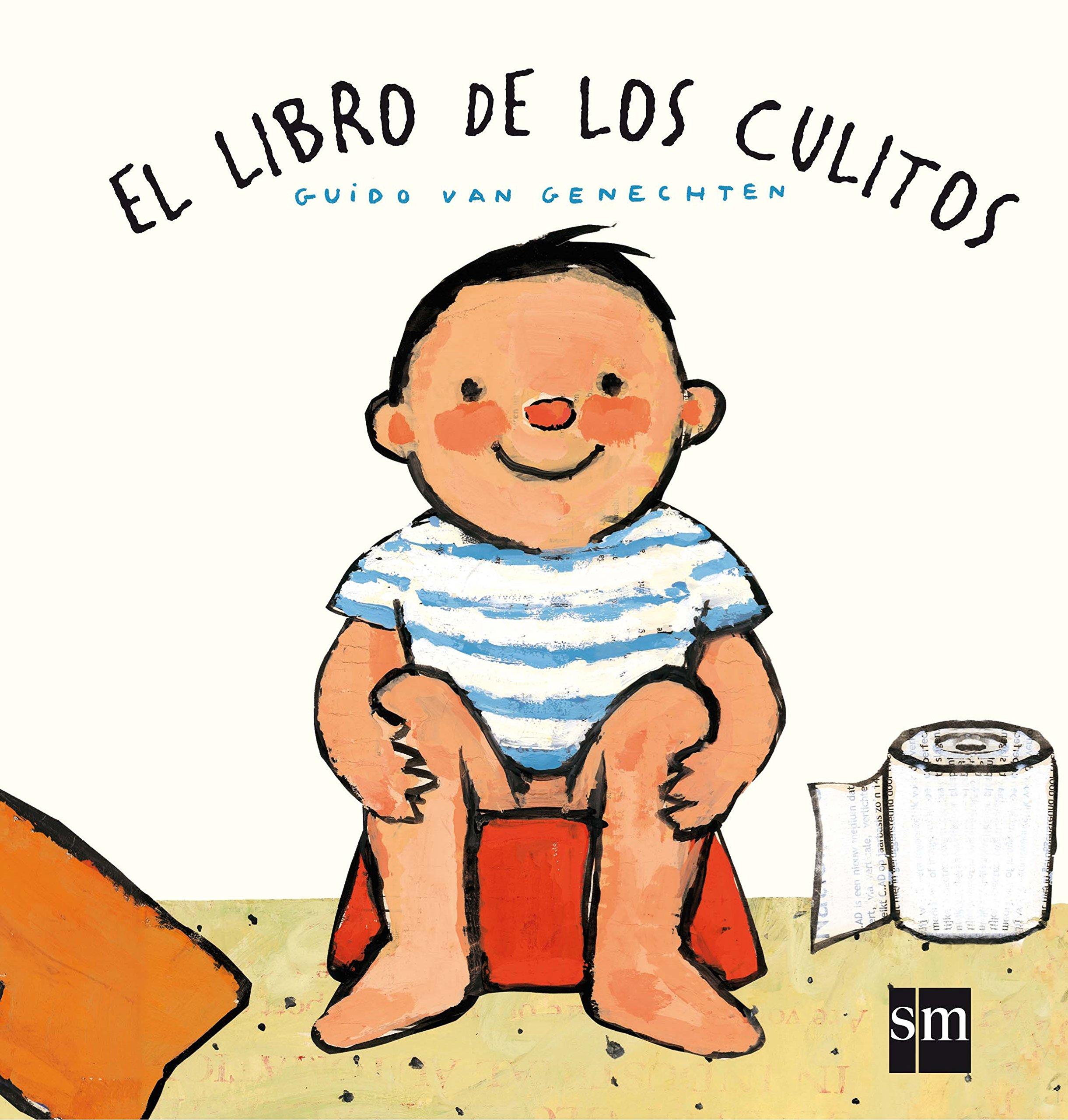 El libro de los culitos (Libros de cartón): Amazon.es: van Genechten, Guido, van Genechten, Guido: Libros
