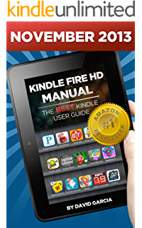 Amazon kindle fire hd manual the complete user guide for kindle fire hd manual learn how to use your amazon tablet find new releases fandeluxe Choice Image