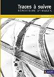 Traces à suivre maternelle : Répertoire d'images (DVD inclus)