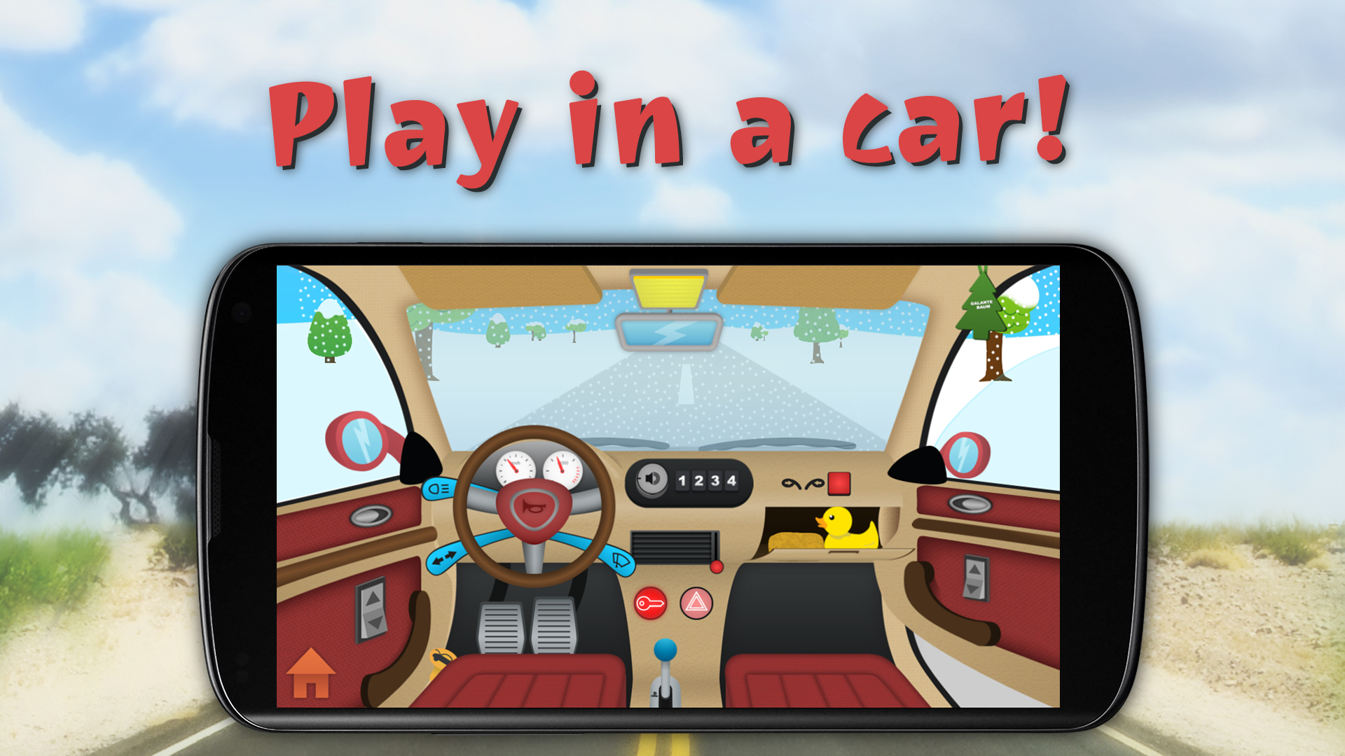 kids toy car driving simulator game for kids with car wash and car mechanics. Black Bedroom Furniture Sets. Home Design Ideas