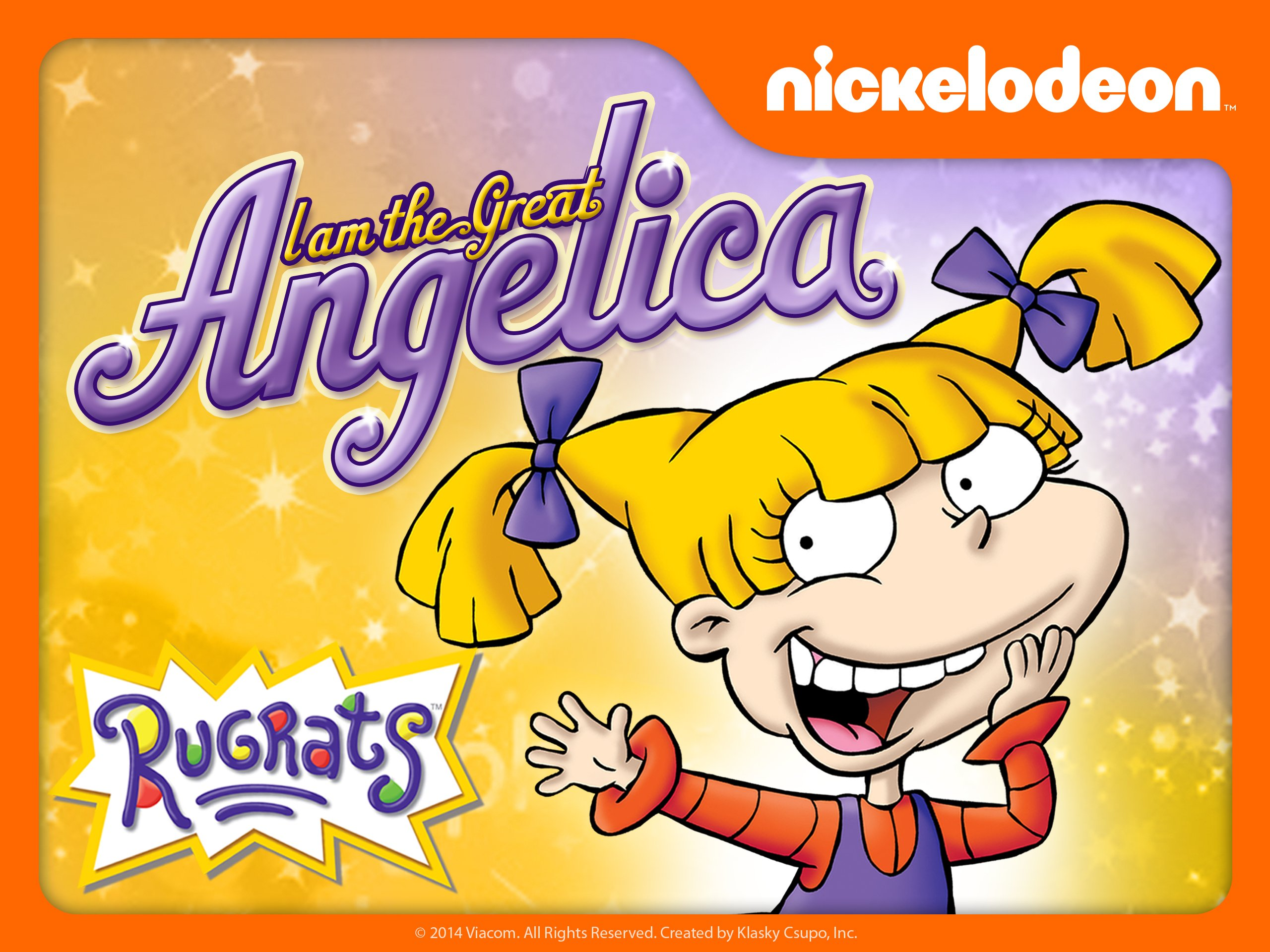 Watch Rugrats: I am The Great Angelica | Prime Video