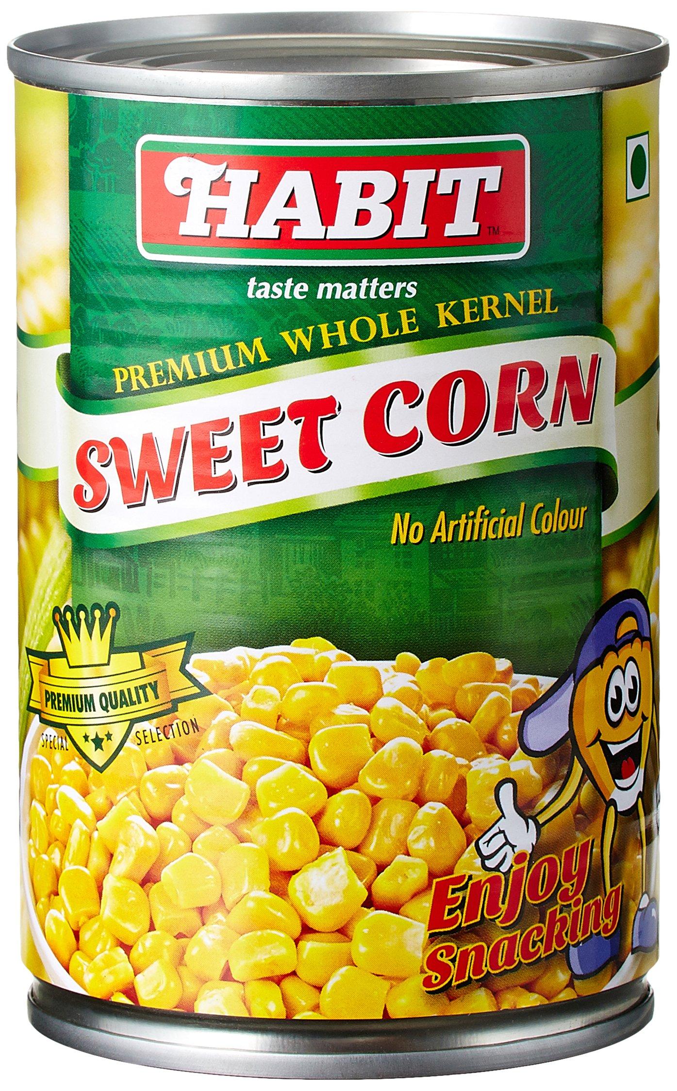 Habit Premiun Sweet Corn, 410g (B00W3LRVIS) Amazon Price History, Amazon Price Tracker