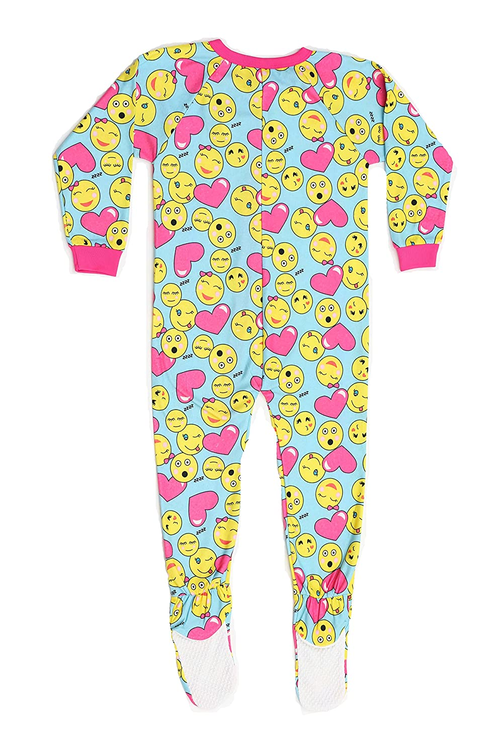 Amazon.com  Just Love Printed Flannel Blanket Sleepers One Piece Pajamas   Clothing 154e12e09