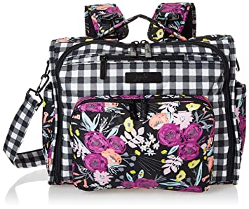 d3dfff761a28 Amazon.com   JuJuBe B.F.F Multi-Functional Convertible Diaper  Backpack Messenger Bag