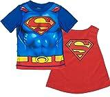 Warner Bros. Superman Little Boys' Swim Rash