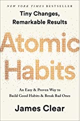 Atomic Habits: An Easy & Proven Way to Build Good Habits & Break Bad Ones Hardcover