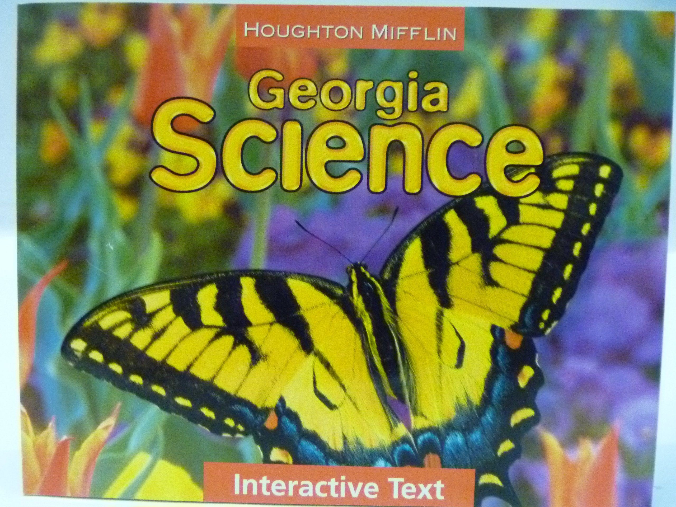 Download Houghton Mifflin Science: Interactive Worktext Consumable Level 2 pdf