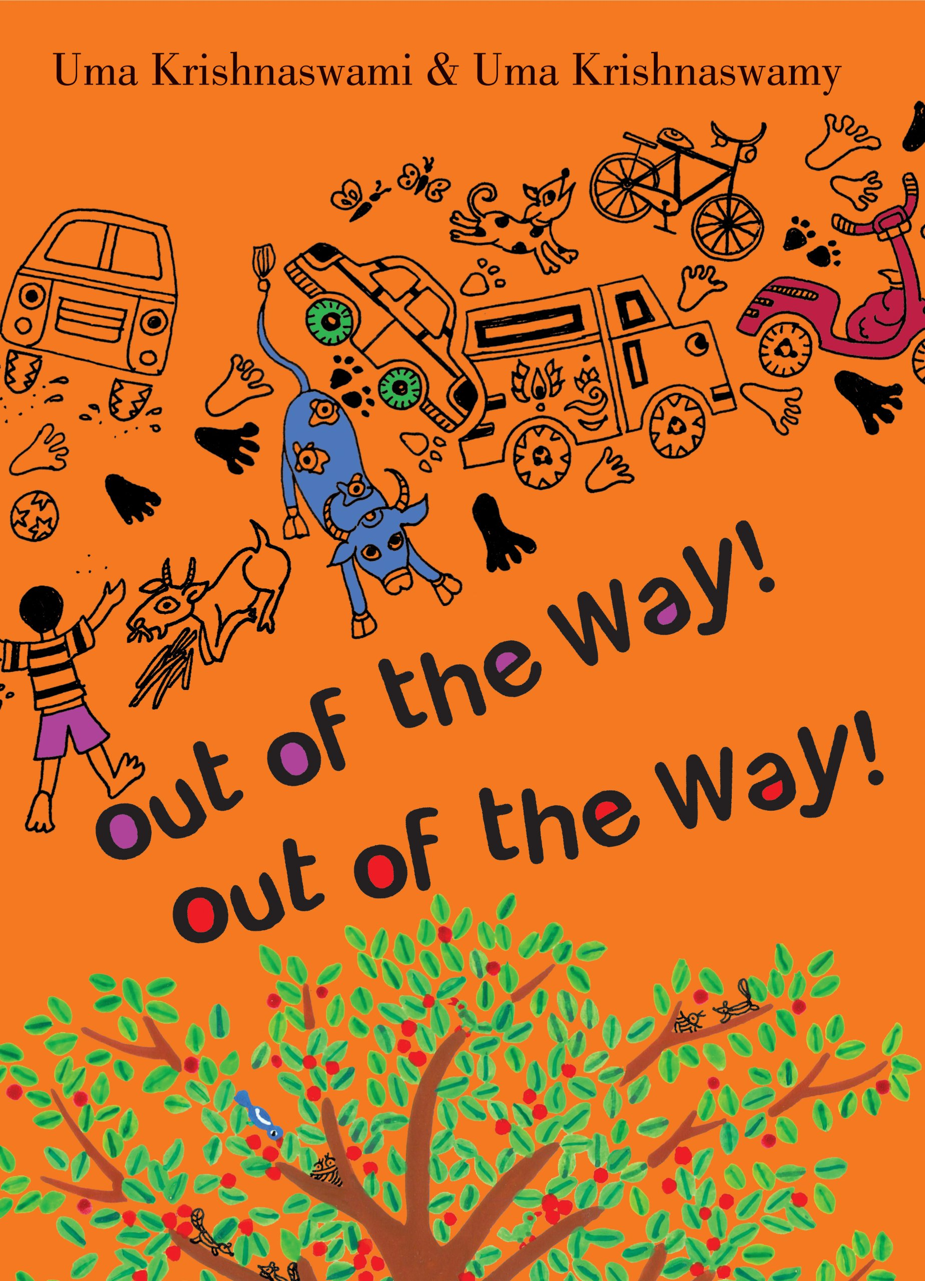 Out of the Way! Out of the Way! pdf epub