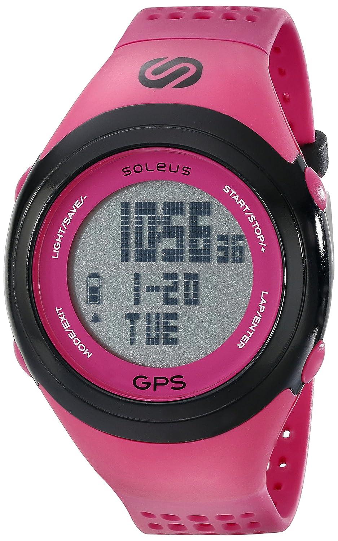 Soleus Fit - GPS de Running para Hombre