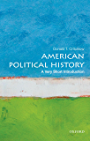 American Political History: A Very Short Introduction (Very Short Introductions) (English Edition)