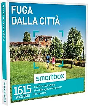 Smartbox - Fuga Dalla Città - 1615 Soggiorni In B&B ...