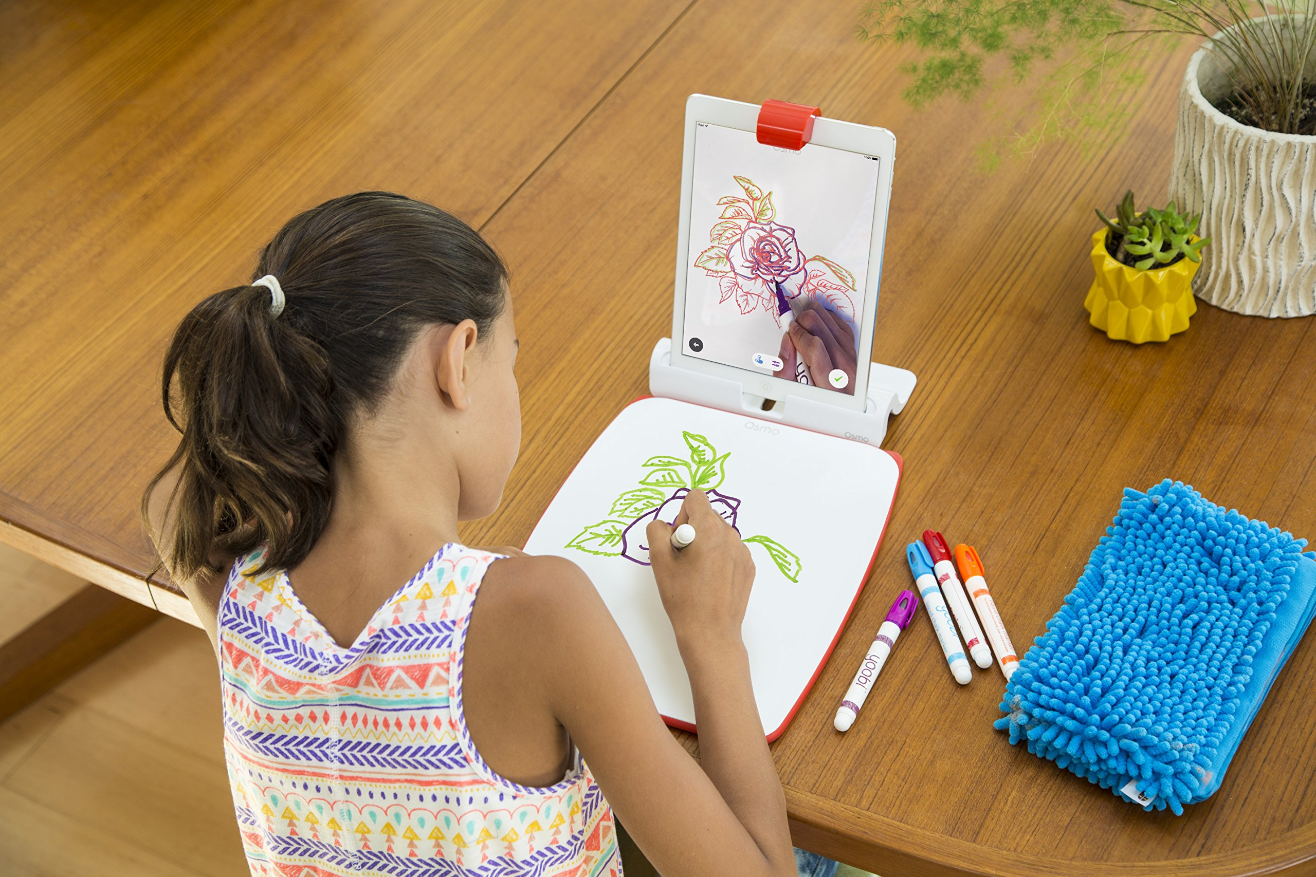 Osmo Creative Kit with Monster Game (Ipad Base Included) by Osmo (Image #3)