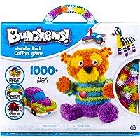 "Bunchems 6028251/6028252,  ""Jumbo Pack"" Craft, Paquete de 1000 , Modelos/colores Surtidos, 1 Unidad"
