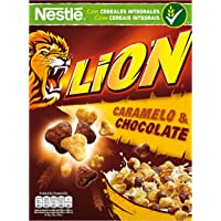 Nestlé - Lion Cereales Desayuno 400 g