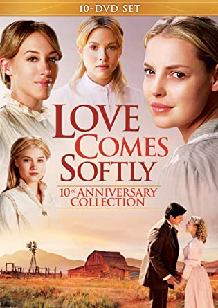 Loves Christmas Journey.Love Comes Softly 10th Anniversary Dvd Region 1 Us Import