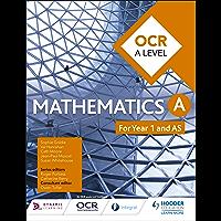 OCR A Level Mathematics Year 1 (AS) (English Edition)