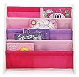 Tot Tutors Kids Book Rack Storage