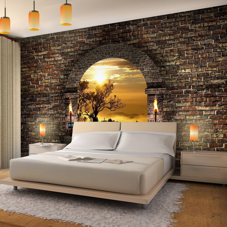 Fototapete schlafzimmer sonnenaufgang for Vliestapete fototapete