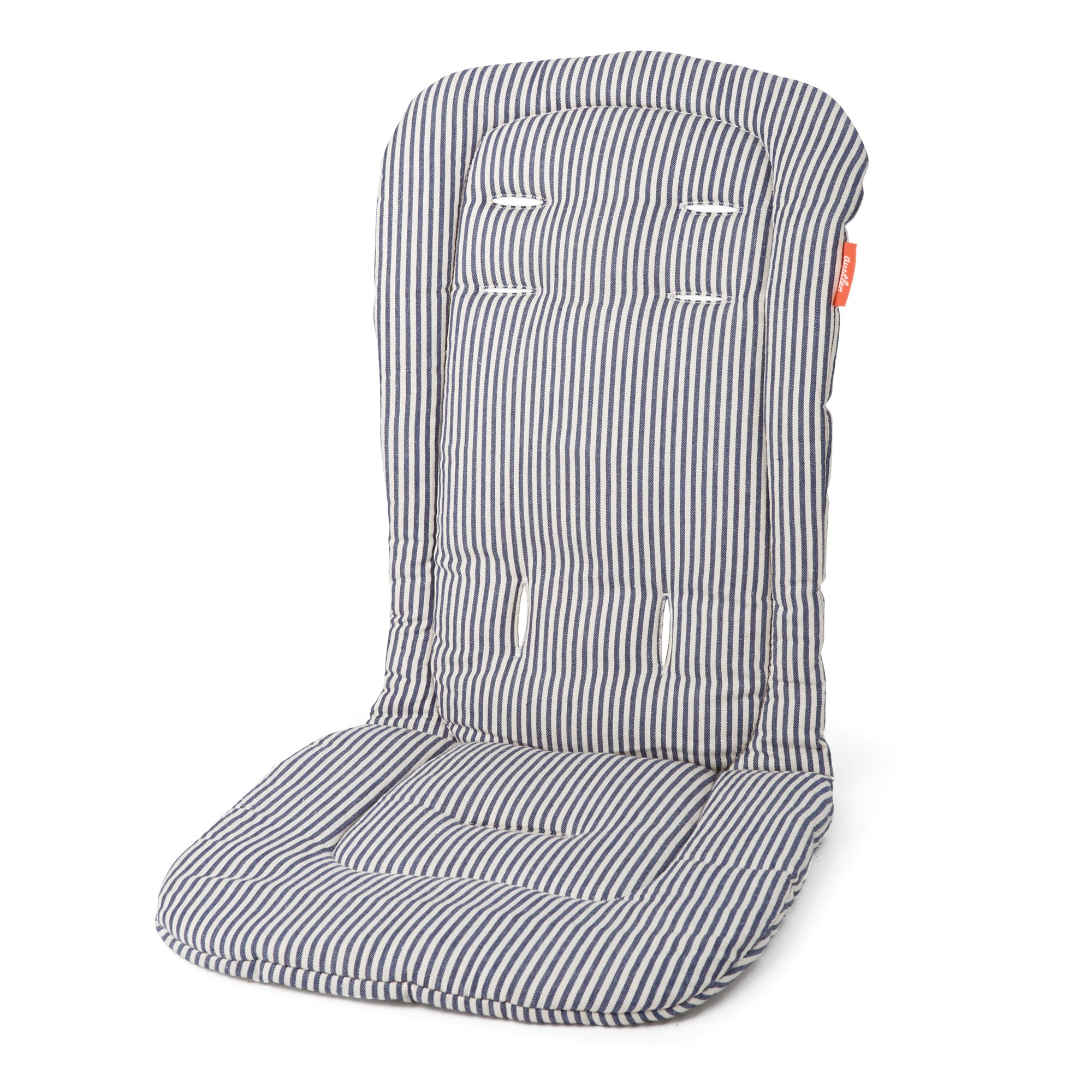 Austlen Baby Co. Entourage Second Seat Liner in Navy (also available in Black)
