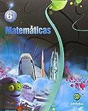 Matemáticas 6º Primaria (Tres Trimestres) (Superpixépolis) - 9788426396488