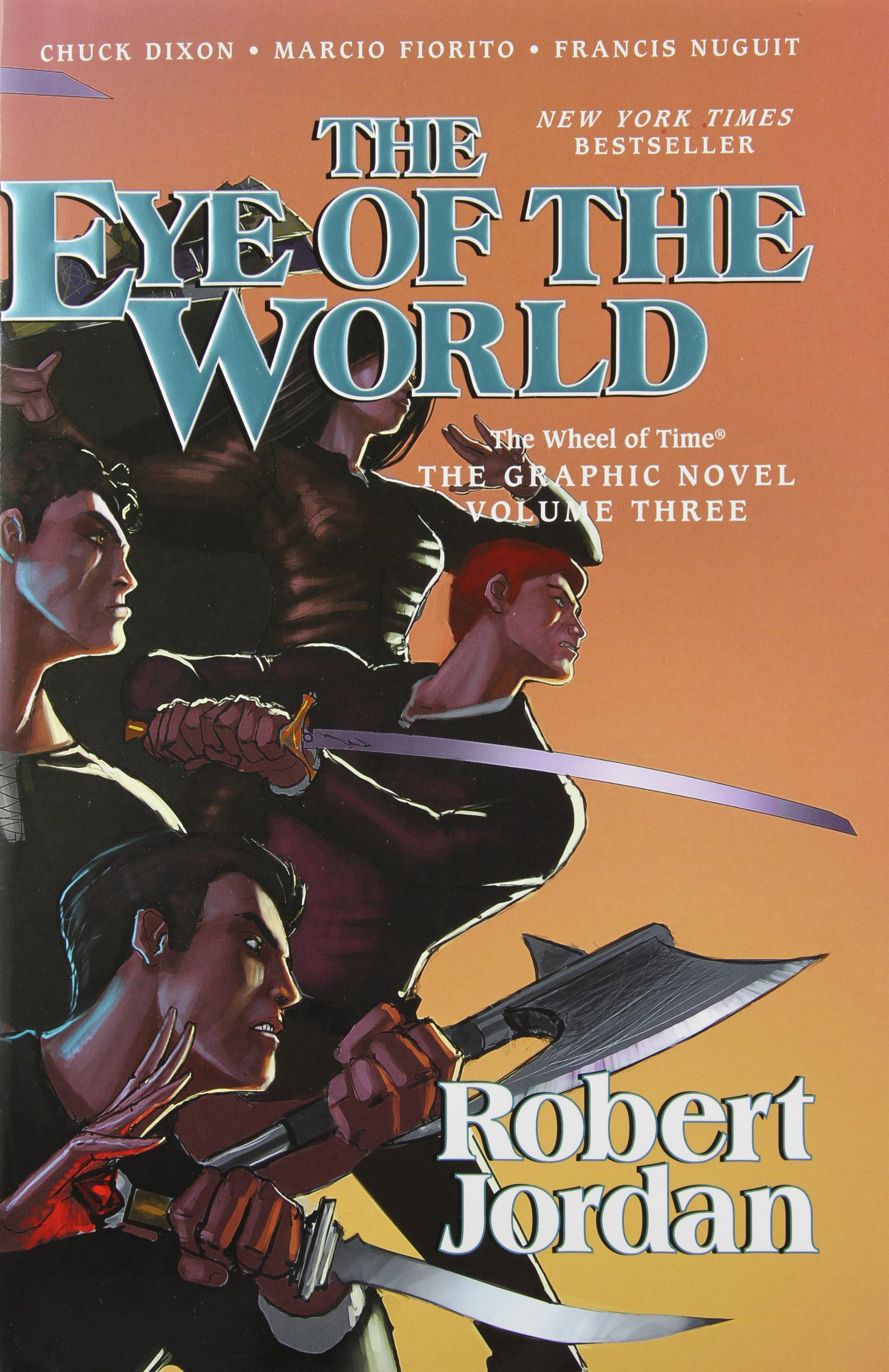 5d1585af0cbd4 The Eye of the World: The Graphic Novel, Volume Three (Wheel of Time ...