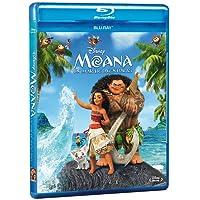 Moana. Un mar de aventuras (BR) [Blu-ray]