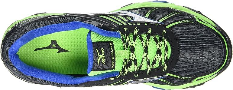 MizunoWave Mujin 3 - Zapatillas de running hombre, color negro ...