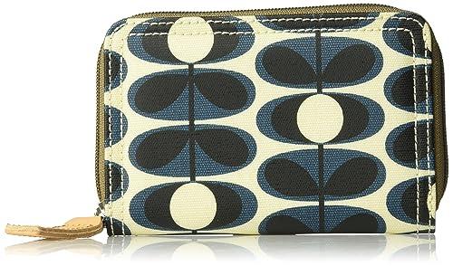 4eaf257baaf6 Orla Kiely Medium Zip Wallet