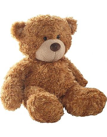 370066c3c591 Aurora 12771 9-inch Bonnie Teddy Bear (Brown)