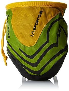 La Sportiva 19I Bolsa para Magnesio, Unisex Adulto, Amarillo (Speedster), Talla Única: Amazon.es: Deportes y aire libre