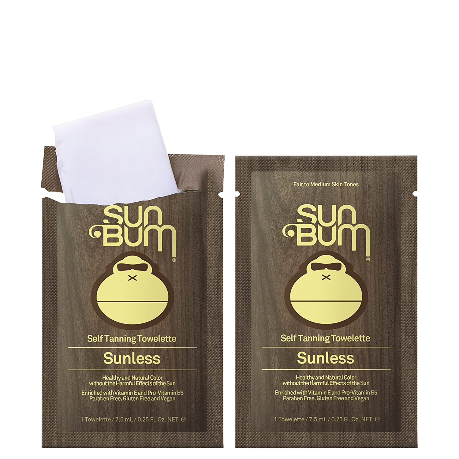 5 Sunless Tanning Towelettes for a Natural Glow