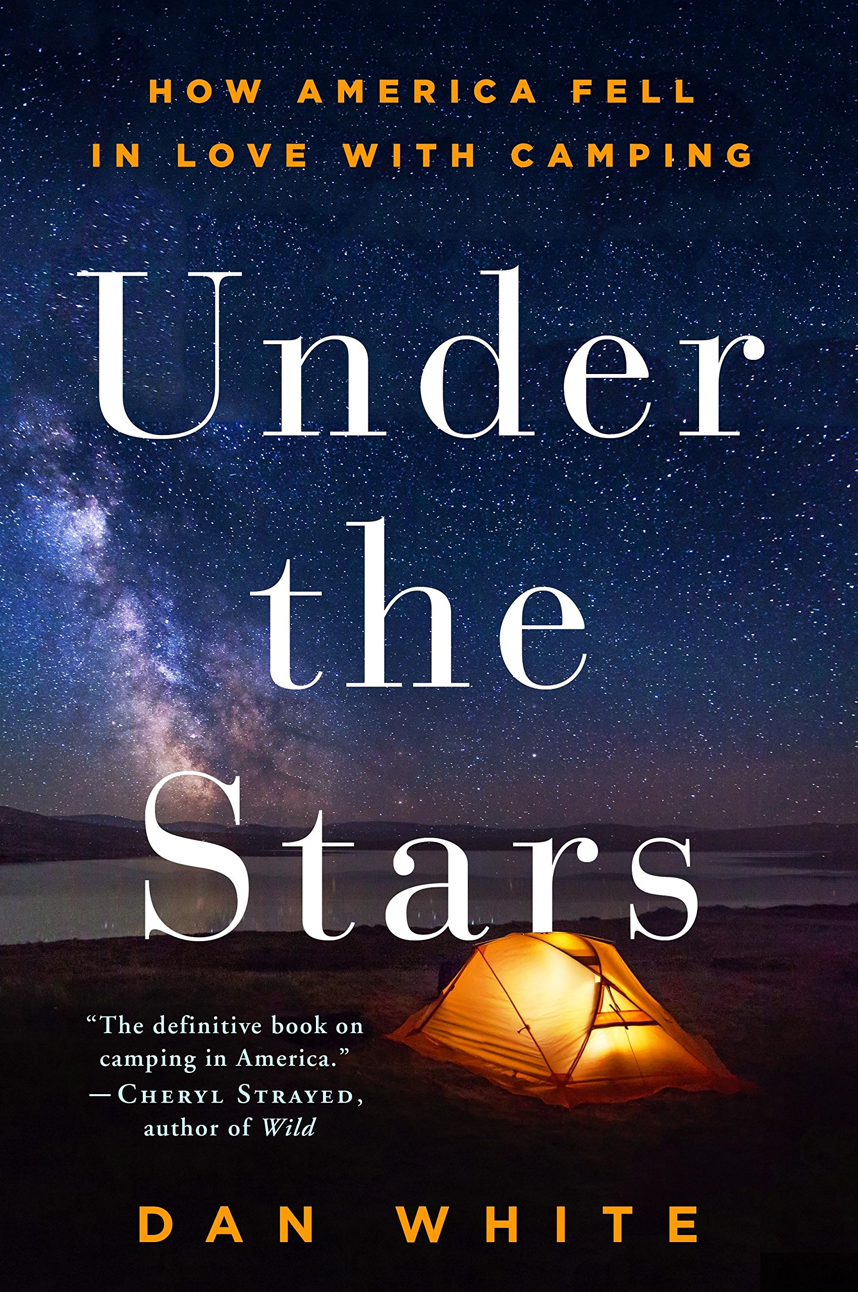 Under the Stars: How America Fell in Love with Camping: Dan White:  9781250134974: Amazon.com: Books