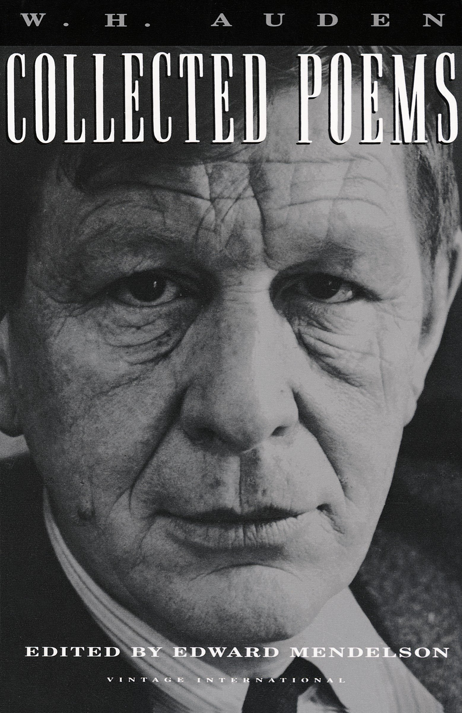 Image result for collected poems auden vintage