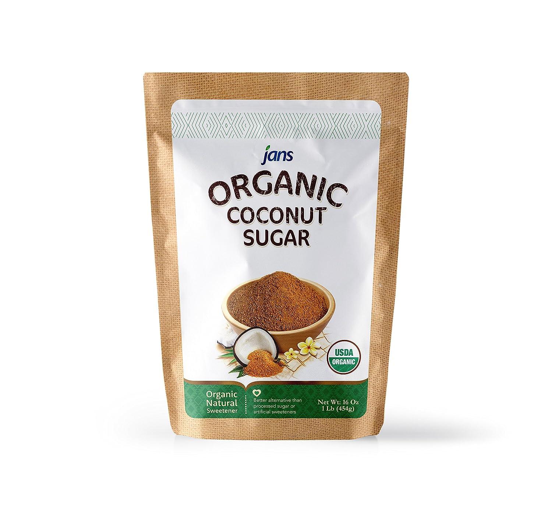 coconut sugar nutrition