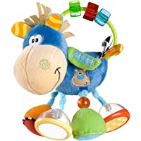 Playgro 0101145107 Toy box Clip Clop Activity Rattle for baby infant toddler children, Playgro is Encouraging…