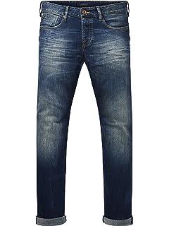 27c32013c Scotch & Soda Men's's Vernon - Kimono Yes Straight Jeans: Amazon.co ...