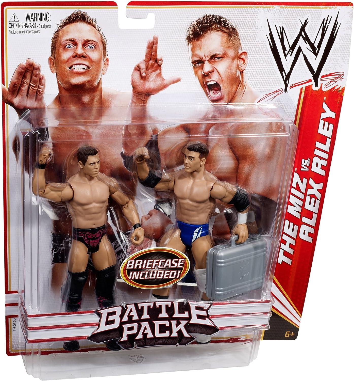 Mattel WWE - Juguete [versión Francesa]: Amazon.es: Juguetes y juegos
