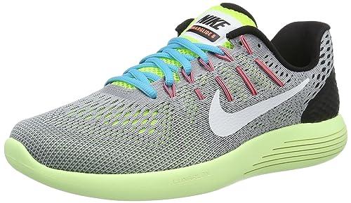 new product c1817 3c2aa Nike 843725-017, Zapatillas de Trail Running para Hombre, Gris (Wolf  Grey White Volt Gamma Blue), 38.5 EU  Amazon.es  Zapatos y complementos