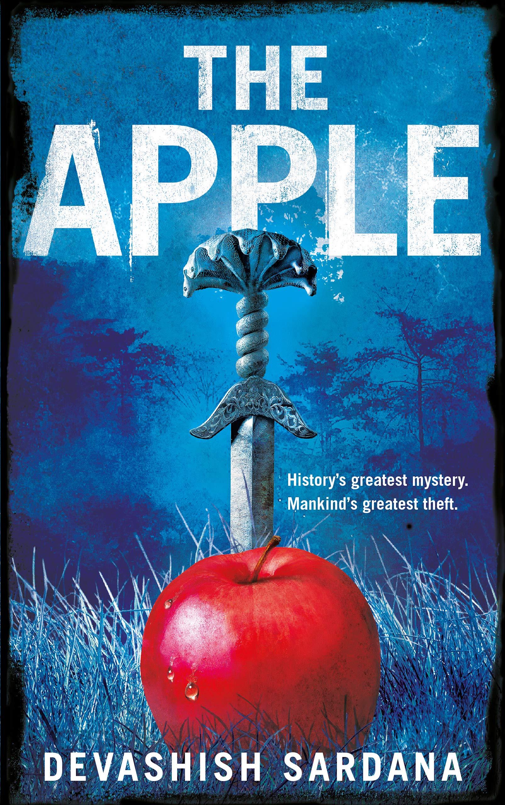 The Apple: History's greatest mystery. Mankind's greatest theft. (B07Z7F543Z) Amazon Price History, Amazon Price Tracker