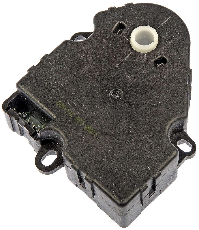 sc 1 st  Amazon.com & Amazon.com: Dorman 604-112 Air Door Actuator: Automotive