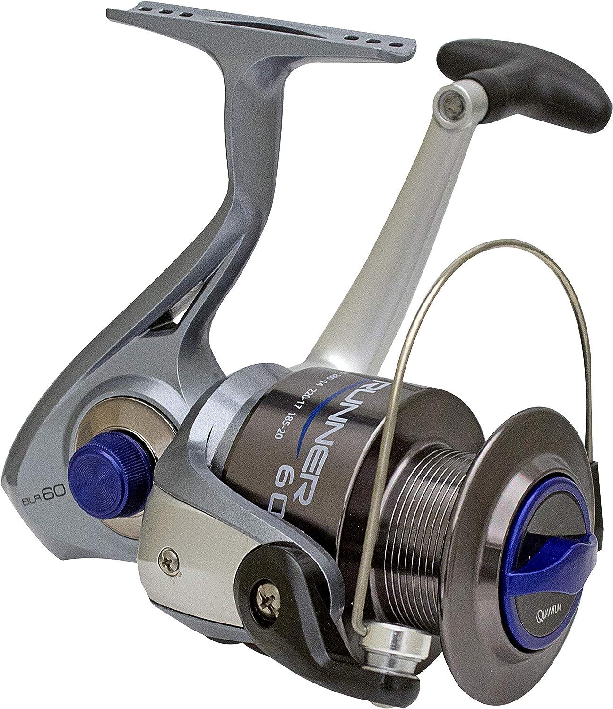Quantum Fishing Blue Runner Spinning Reel
