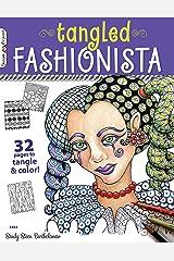 Tangled Fashionista (Design Originals) Paperback