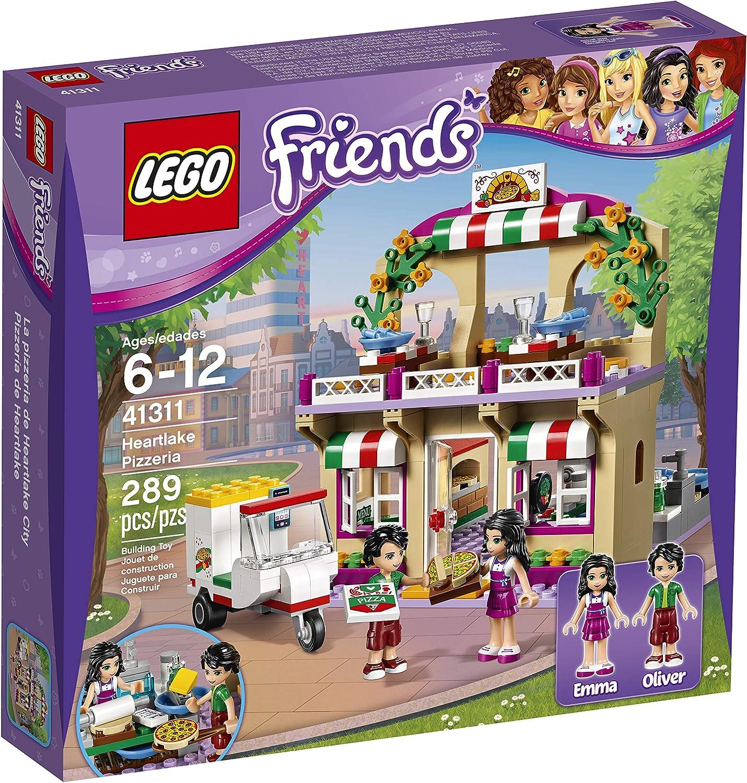 Lego Friends - Pizzería de heartlike (41311)